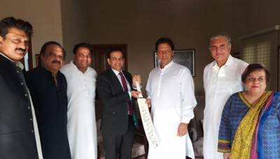 Imran Khan had conveyed a clear message to India: Sources