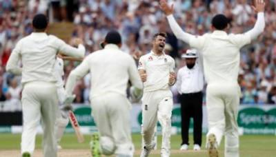 Indian cricket team collapses against England at historic Lord's Test Match