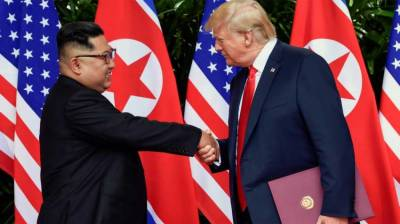 North Korea chides US sanctions pressure on denuclearization process