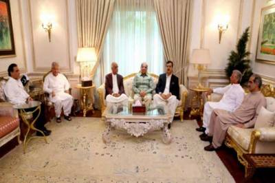 PPP, PML N mull strategy to form government in Punjab: Sources