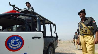 Terrorism bid foiled, huge cache of weapons recovered