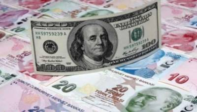 Turkey lira loses 5% against dollar, hits record low