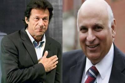 Why Imran Khan has appointed Chaudhry Sarwar as Governor Punjab?