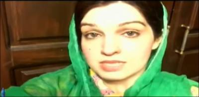 (VIDEO): Mishal Malik's special message for Pakistanis on Independece day