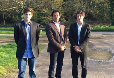 Jemima Khan reveals why Imran Khan's sons are not coming for PM oath taking ceremony