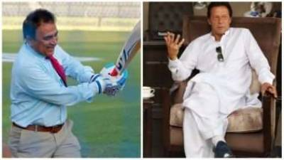 A moment when Imran Khan challenged to beat India in India, reveals Sunil Gawaskar