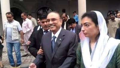 Asif Zardari granted protective bail by Islamabad High Court