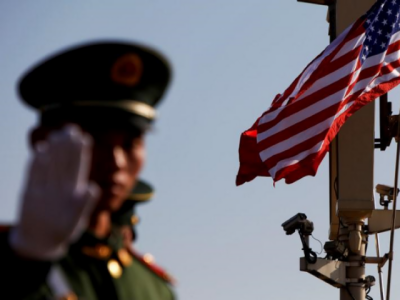 China's defence ministry lodges official complaint against Pentagon