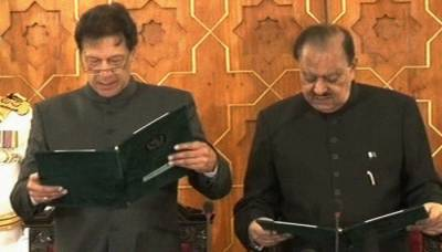 Federal cabinet of PTI government to take oath on Sunday