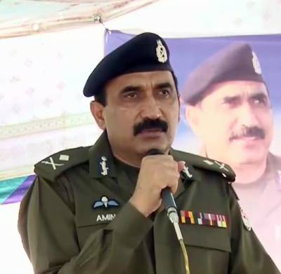 Former CCPO Lahore Amin Wains in big trouble