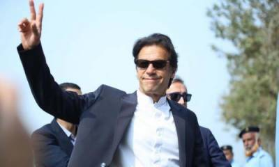 Imran Khan twitter account witness change