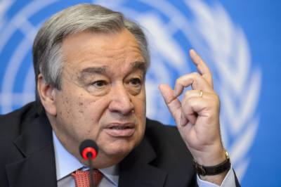 In congratulatory letter, UN chief hopes for deepening of UN-Pak cooperation under PM Imran's leadership