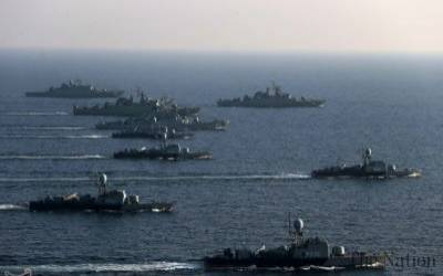 Iran's Navy mount advanced defensive weapons system on its warships for the first time
