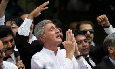 Jehangir Khan Tareen retires from politics