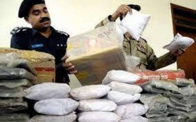 Pakistan Customs Sukkur seizes 88 kilograms of Hashish