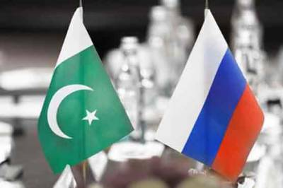 Pakistan Russia engaged in track II diplomacy: Report