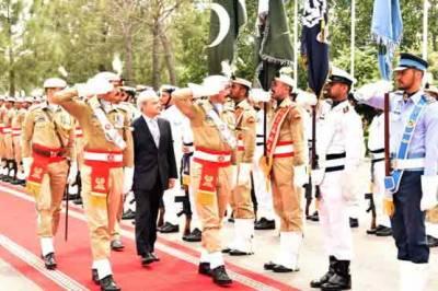 Prime Minister of Pakistan Justice (R) Nasirul Mulk resigns