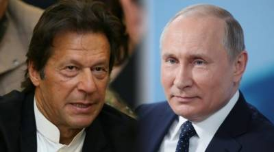 Russian President Putin sends special message to PM Imran Khan