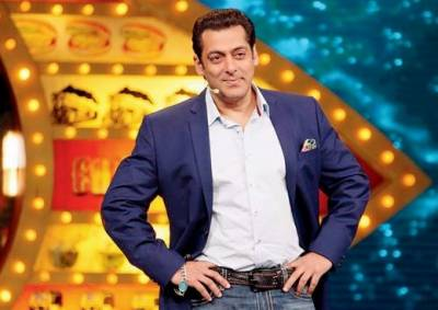 Salman Khan reveals his crush and it's interesting