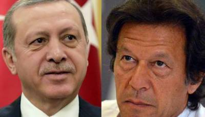Turkish President Tayyip Erdogan sends a special letter to PM Imran Khan