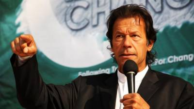 US media widely covers Imran's election as Pakistan's PM