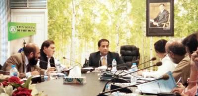 Advisor Malik Amin Aslam unveils Pakistan's climate change strategy