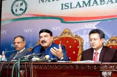 Pakistan Railways under Rs 37 billion annual deficit, Sheikh Rasheed announces drastic measures
