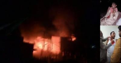 Communal violence against Ahmadiyya community in Faisalabad, 18 people injured in cross fire