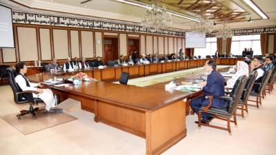 Federal cabinet with PM Imran Khan in chair takes important decisions over Metro Bus Projects across Punjab