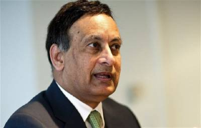 Former Ambassador Hussain Haqqani in hot waters