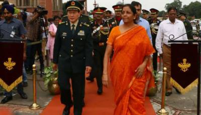 India China firm up for a new bilateral defence agreement