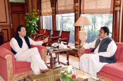 PM Khan finalised Punjab cabinet with CM Buzdar