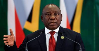 S.Africa hits back at Trump over land 'seizure' tweet