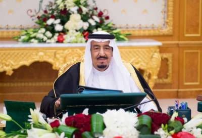 Saudi Arabia committed to fight terrorism: King Salman