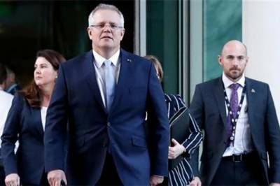Scott Morrison sworn in as Australia's 7th PM in 11 years after a stunning revolt