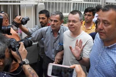 Turkey criticizes Washington for disregarding the legal process in case of American pastor