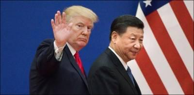 China hits back at US over irresponsible Donald Trump