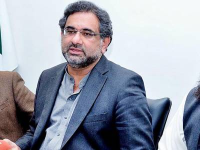 Former PM Shahid Khaqan Abbasi in hot waters