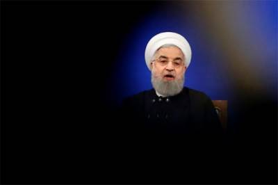 Iranian President Hasan Rouhani comes under fire