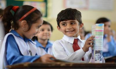 KP govt spends Rs60bn to renovate govt schools