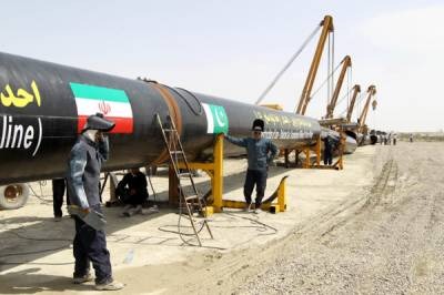 Pakistan Iran gas pipeline project faces setback