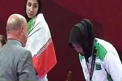 Pakistan's Karate girl Nargis makes history in Asian Games 2018