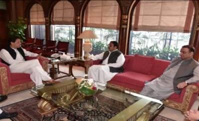 PM Imran Khan finalised Punjab cabinet with CM Usman Buzdar