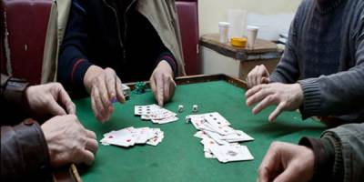 Police Officer's brother arrested for running a gambling den