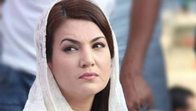 Reham Khan breaks silence over being the first lady of Pakistan