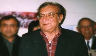 Renowned Urdu poet 'Ahmed Faraz' remembered today