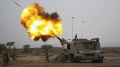 Saudi Arabia intercepts four ballistic missiles fired from Yemen