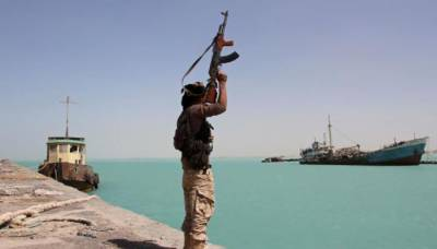 Saudi Military target attacked in Red Sea