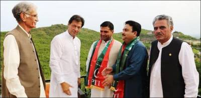Three Senators from erstwhile FATA joins PTI