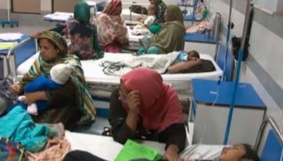 35 children die in Sindh's Thar due malnutrition: Report